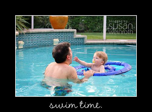 Blog swim