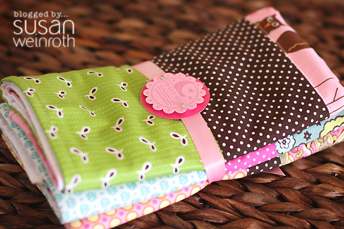 Blog burp cloths