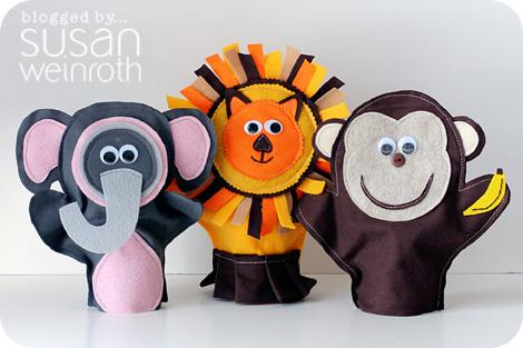 Blog - puppets
