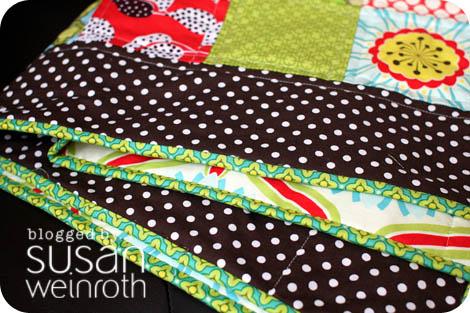Blog finished quilt