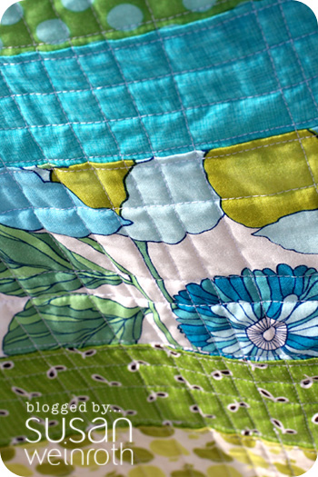 Blog quilting detail