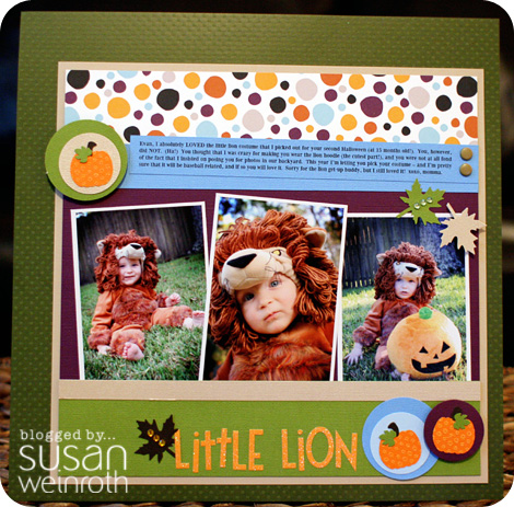 Blog little lion