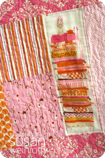 Blog - princess and the pea - detail