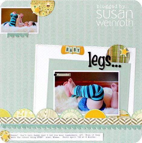 BLOG - Baby Legs