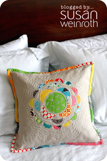 Blog pillow 1
