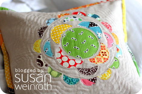 Blog pillow 2