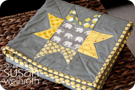 Blog - yellow and grey stars 2