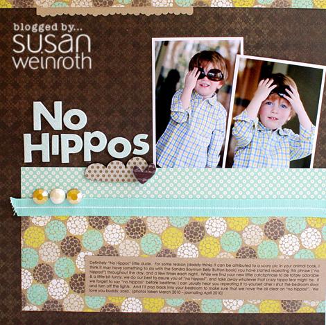 Blog - no hippos