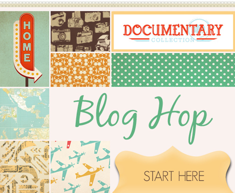 Blog - documentary logo