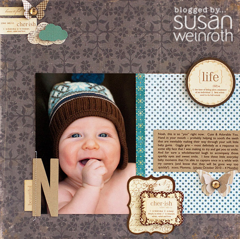Blog - N layout