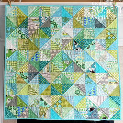 Blog - boy quilt 1