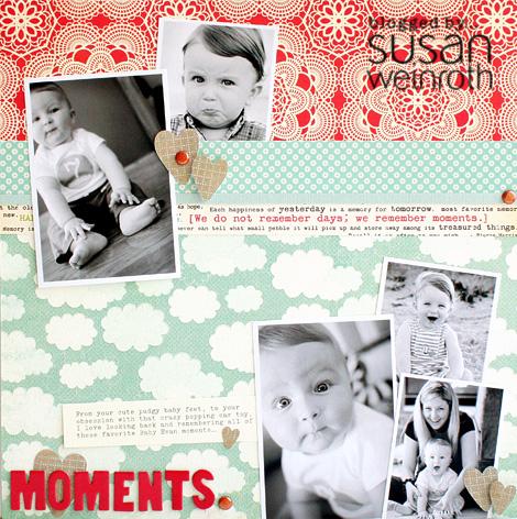 Blog - moments