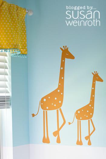 7 - blog - corner giraffes