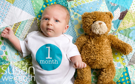 Blog - bear one month