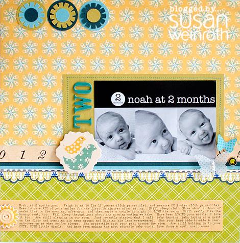 Blog - noah at 2 months