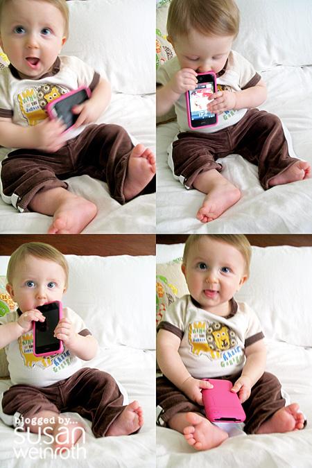 Blog - phone 450
