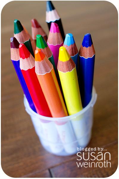 Blog - baby pencils