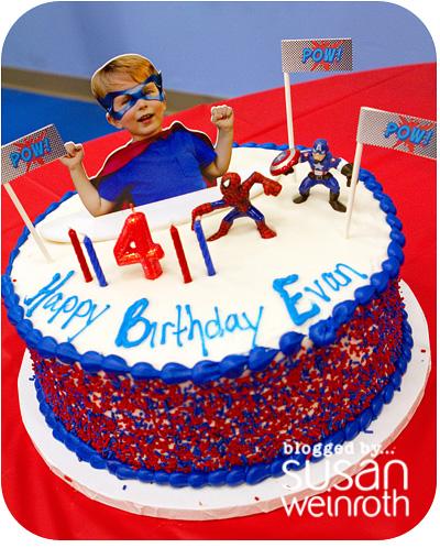 Blog - cake