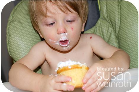 Blog - cupcake