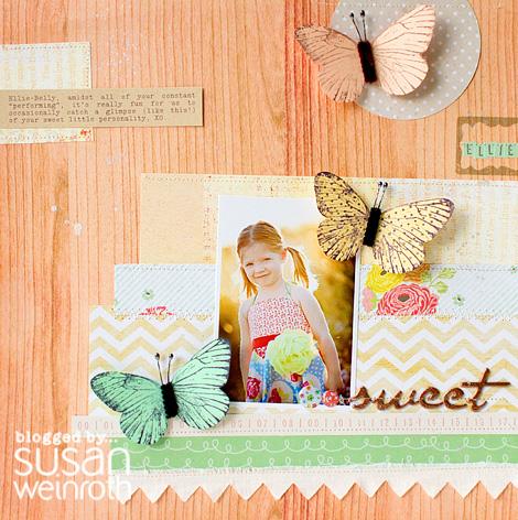 Blog - Sweet - susan weinroth