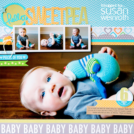 Blog - Hello Sweetpea - susan weinroth