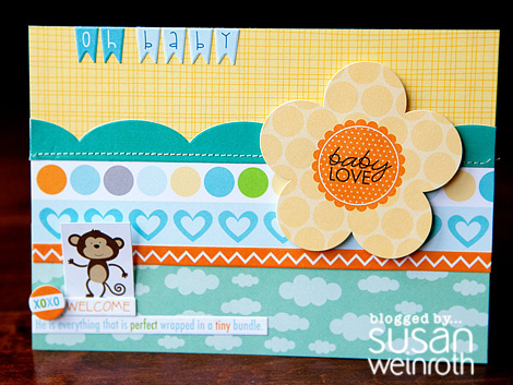 Blog - baby love card - susan weinroth