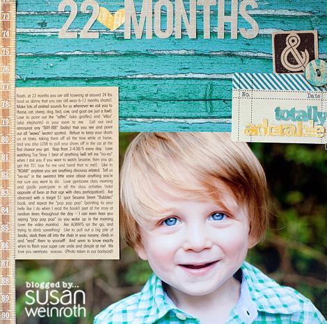 Blog - 22 months