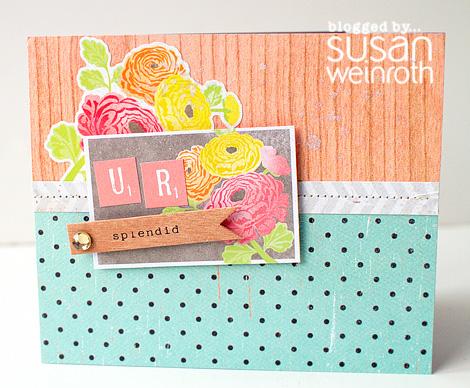 Blog - u r splendid card - susan weinroth