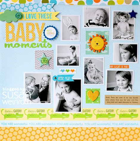 Blog - baby moments - susan weinroth