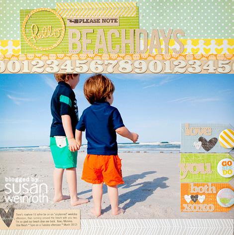 Blog - beachdays