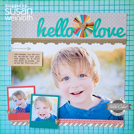 Blog - yearbook collection - hello love
