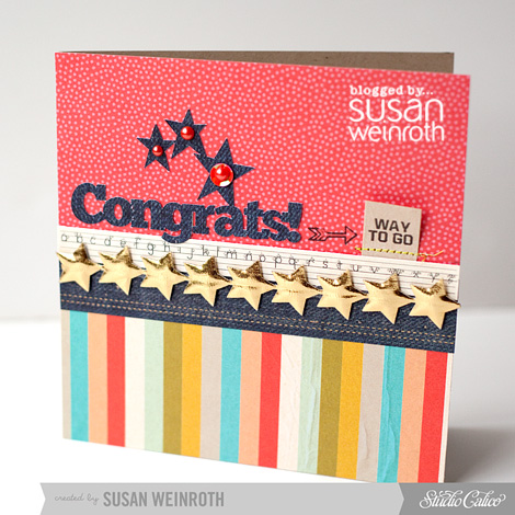 Blog - congrats card - susan weinroth