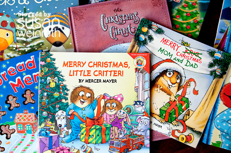 Blog - our book advent CRITTER BOOKS