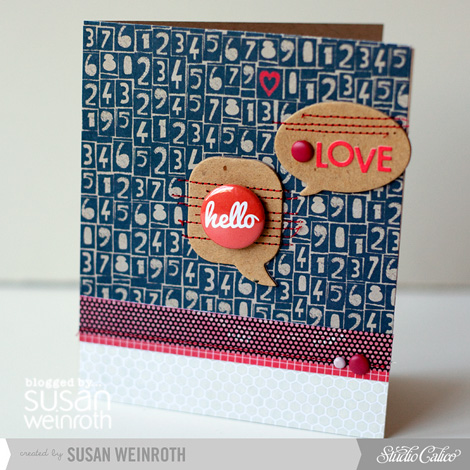 Blog - hello love card