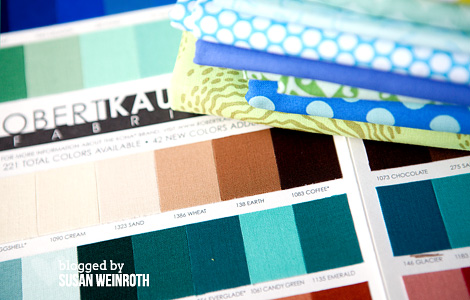 Blog - kona swatches