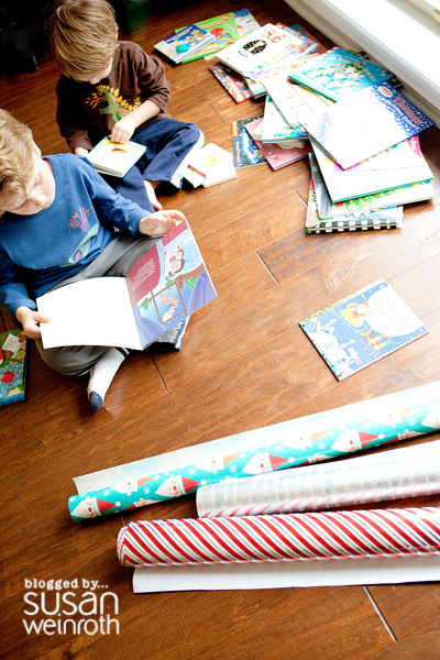 Blog - our book advent BOYS