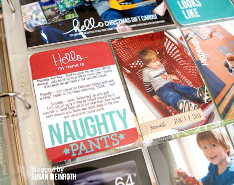Blog - week 2 naughtypants