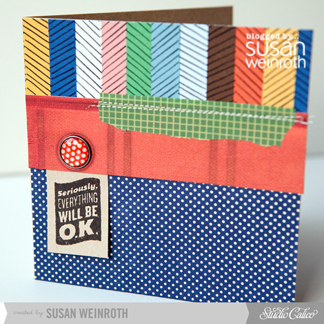 Blog - everything ok card - susan weinroth