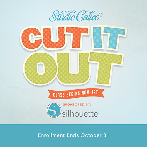 Blog - cut it out logo