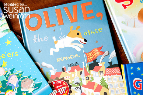 Blog - our book advent OLIVE