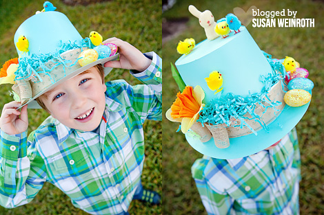 Blog - easter hat