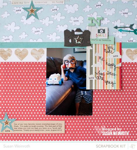 Blog - 3 - Smile - Susan Weinroth