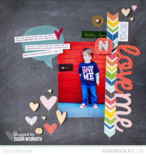 Blog - love me - susan weinroth