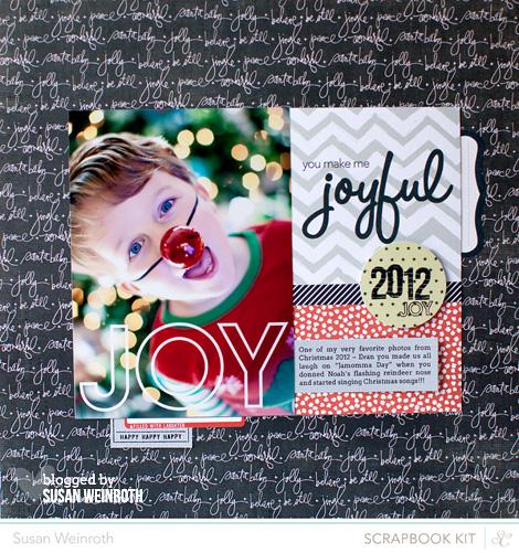 Blog - joy - susan weinroth
