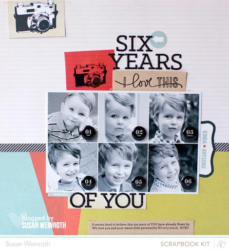 Blog - six years - susan weinroth