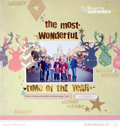 Blog - the most wonderful time of the year - susan weinroth