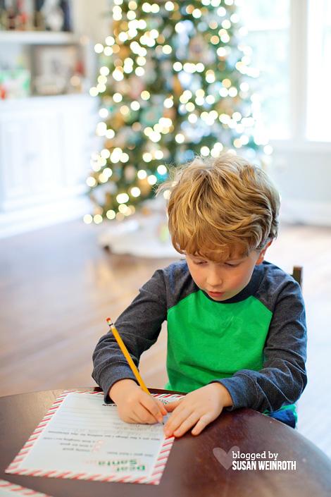 Blog - santa letter