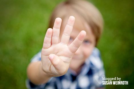 Blog - 4 fingers