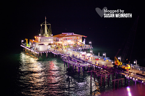 Blog - photo friday - santa monica pier