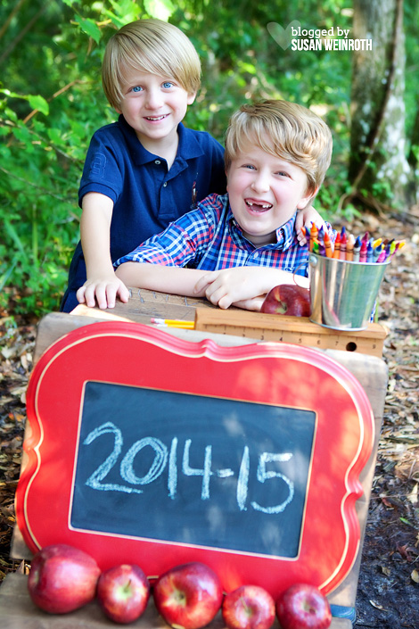 Blog - back to school photography susan weinroth